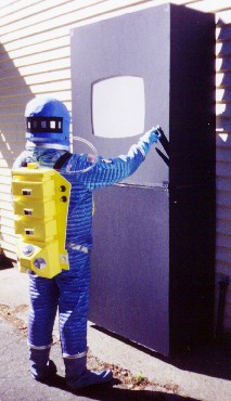 2001 a space odyssey space suit costume - photo #25